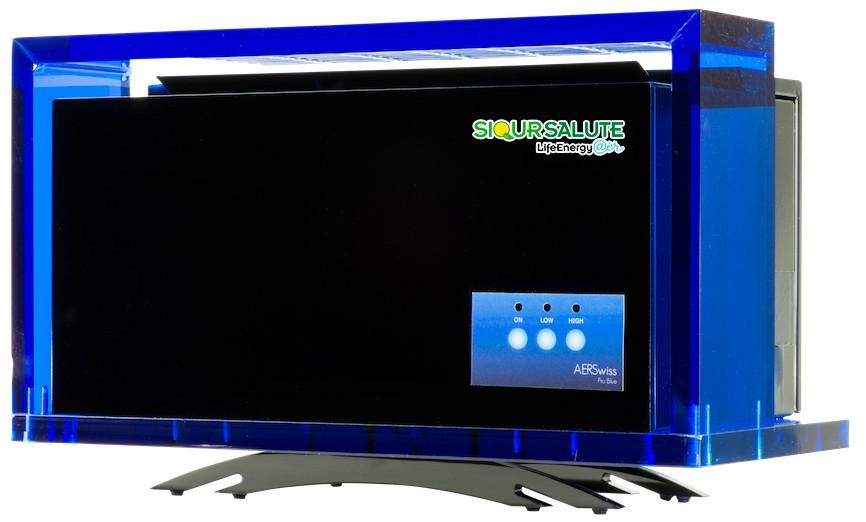 Ionizzatore bipolare LifeEnergy AIR Blue