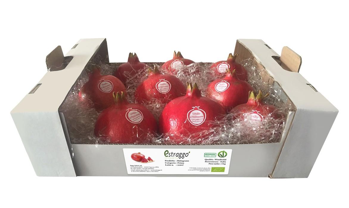 Melograno Bio* - Box da 4 kg